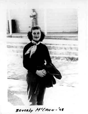 Beverly McCann - 1948