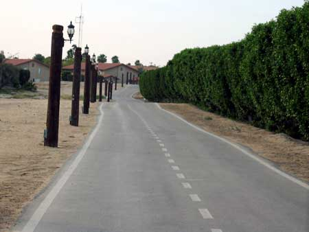 Dhahran Walking Path