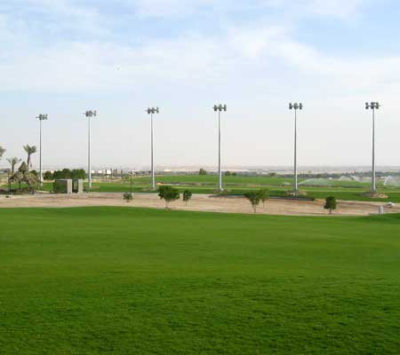 Driving Range below Clubhouse