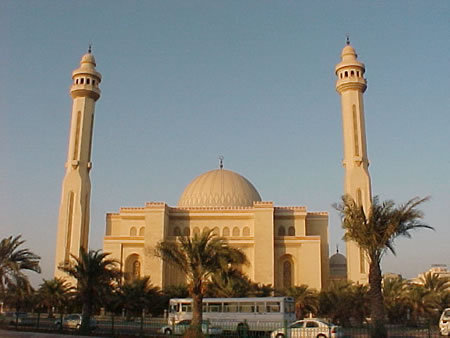 Another Picture of the Grand Mosque