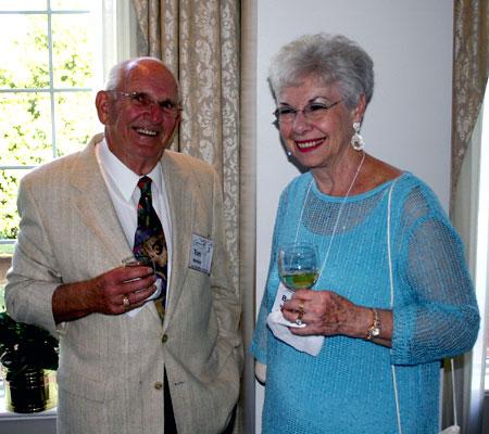 Tom and Bobbie Warfield