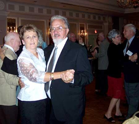Elva and Wade Sims