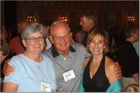 Sharon, Bob and Bunnie