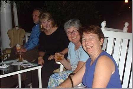 Linda, Sharon and Angela