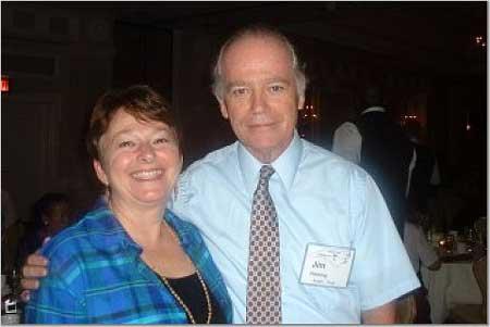 Angela and Jim Fleming