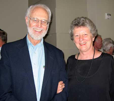 Bill and Marjorie Tracey