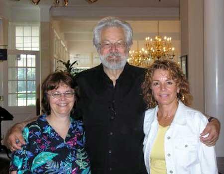 Susan, Tony and Linda