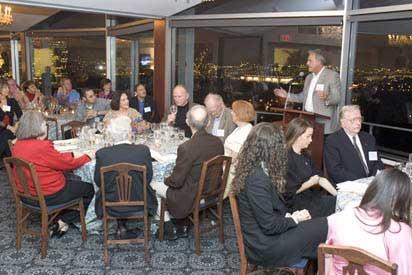 Mazen Snobar Welcomes Guests