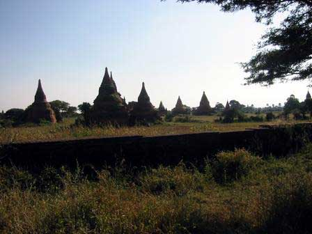 Late Afternoon, Bagan
