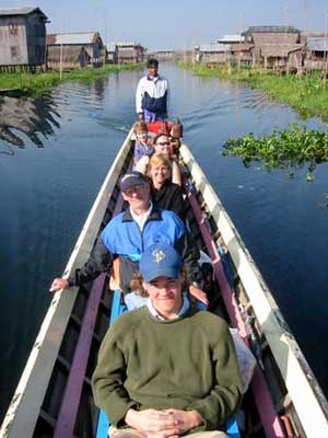 Stretch Limo, Inle Style
