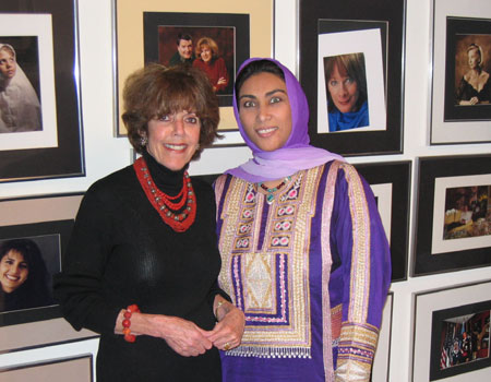 Nimah and Didi Cutler