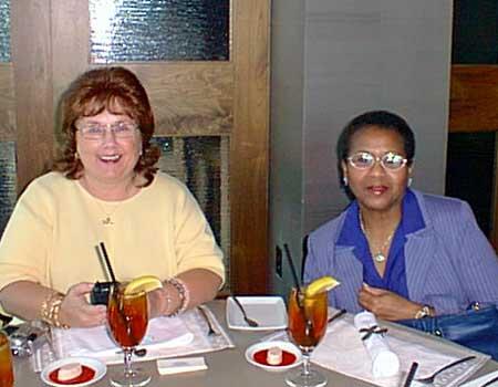 Karen and Maxine