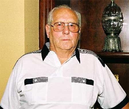 Harry Jeffers - Veteran