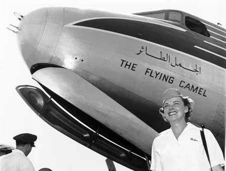 "New ""Flying Camel"""