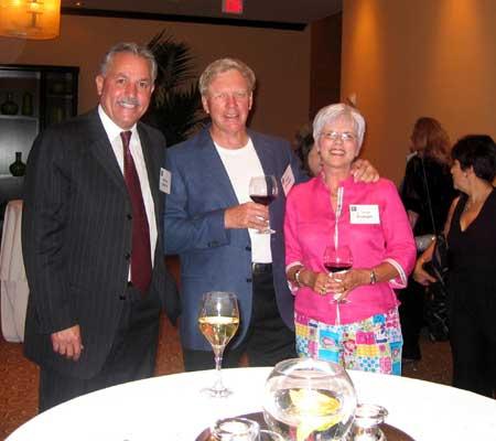 Mazen Snobar, Paul and Sharon Krueger