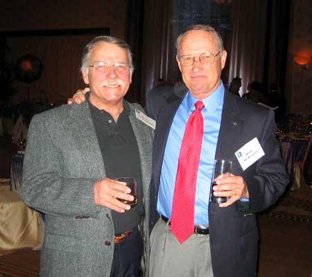 Errol Thompson and Bud McBroom