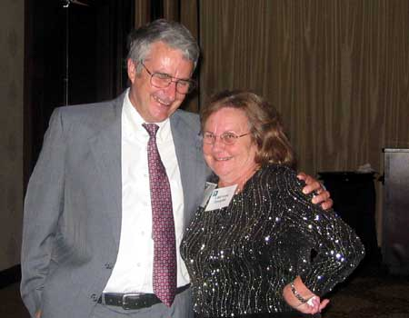 Richard and Laurene Opdyke
