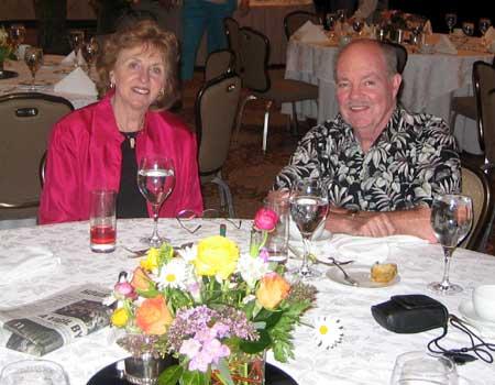 Mildred and Jim (Jimmy Jet) Emmert