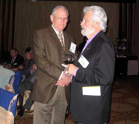Lloyd Wimberly and Tony Esposito