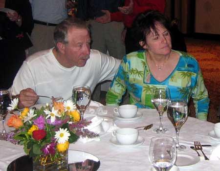 Gary Bain and Barbara Kopczynski