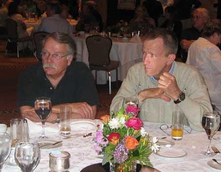 Errol Thompson and Bob Meyers