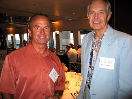 James Millken and Peter Cunningham