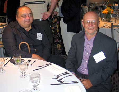 Walter Makowski and John Kukowski
