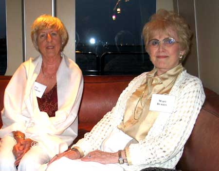 Pat Makowski and Mary Durbin