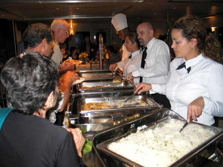 Buffet Dinner