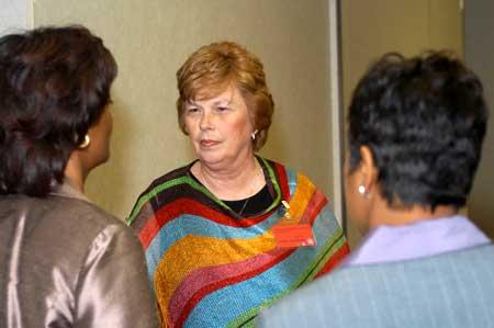 Judy Ardoin . . .