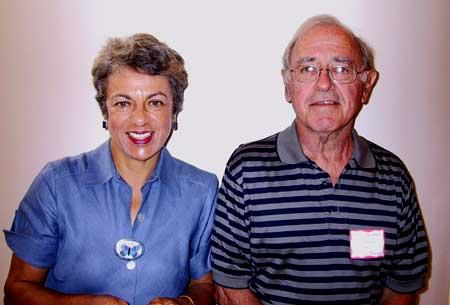 Vera and Ken Shimon
