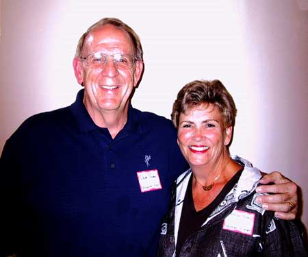 Dave and Carolyn Thomas