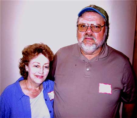 Verna and Claude Allen