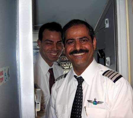 Saudi Aramco Pilots