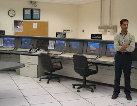 Shaybah Control Room