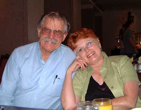 Tom and Jo Watts