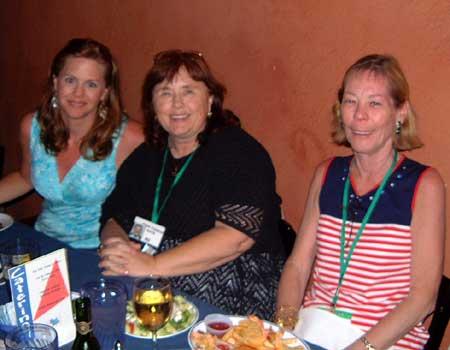 Michele, Karen and Julee