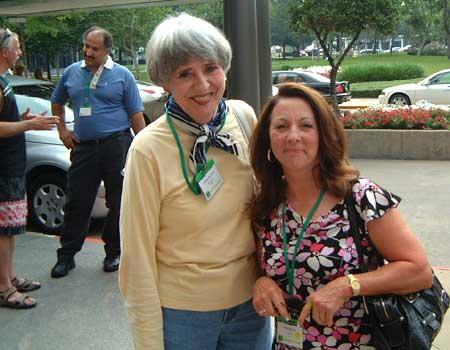 Brenda and Linda