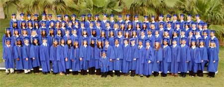 Dhahran Graduating Class
