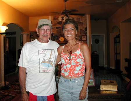 Teresa and Howard Berg