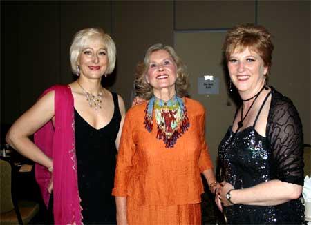 Hedy Hatten, Gwen Holmes and Barbara Watson