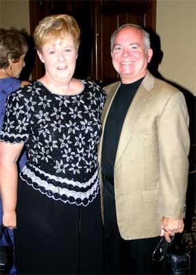 Barbara and Ross Buck