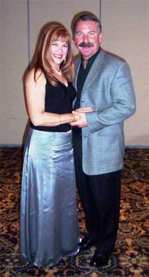 Jill Cramer and Dan Beveloqua