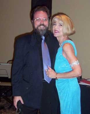 Mike Kenyon and Nancy Ackerman