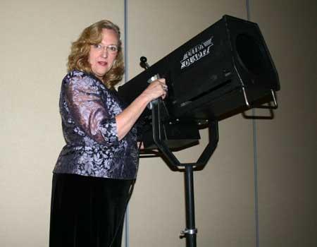 Spotlight Diva Susan Cowles
