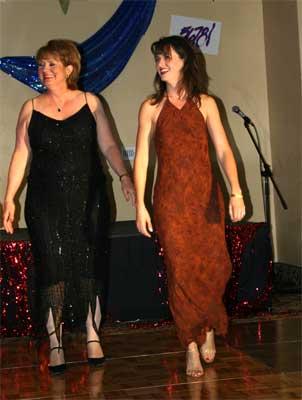 Diane Burgoyne and Marissa Burgoyne