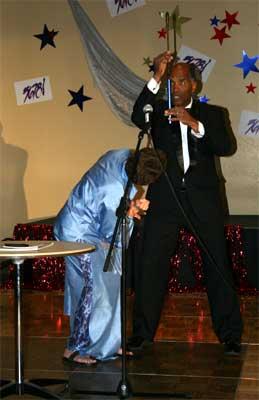 Doc Magic Performs
