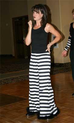 """Marissa Burgoyne in """"Jailhouse Rock"""""""