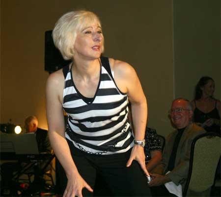 """Hedy Hatten in """"Jailhouse Rock"""""""