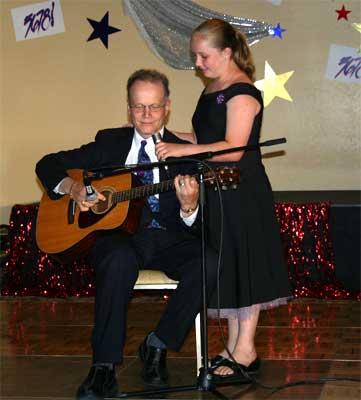 Bob and Amy Lingard